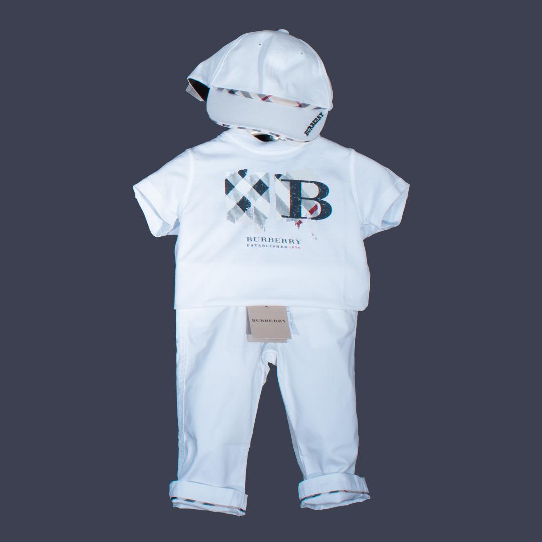Μπλουζάκι BURBERRY